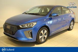 Hyundai Ioniq Teknikk LADBAR  2017, 13000 km, kr 269900,-