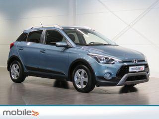 Hyundai i20 1,0 T-GDI Tøff liten crossover med god bakkeklaring!  2016, 23213 km, kr 189000,-