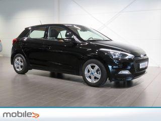 Hyundai i20 1,2 85hk Comfort  2016, 35778 km, kr 149000,-