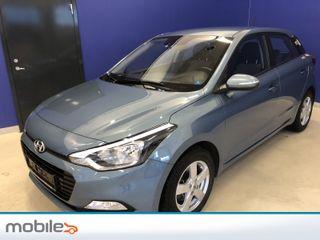Hyundai i20 1,0 T-GDI  2016, 45000 km, kr 149000,-