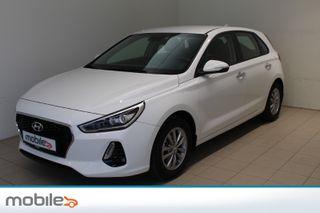Hyundai i30 1,0 T-GDi Eco Plusspakke Garanti med fri km  2018, 28047 km, kr 219000,-