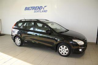 Hyundai i30 1.6 CLASSIC +/ COMFORT  2009, 112000 km, kr 89000,-