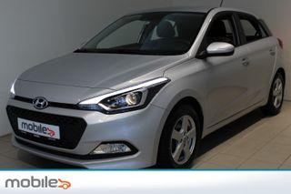 Hyundai i20 1,2 85hk Comfort SE km !  2016, 14000 km, kr 149000,-