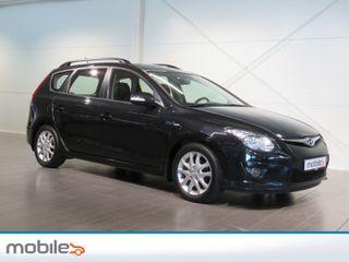 Hyundai i30 1,6 CRDi 116 Hk Premium SE Blue Drive Fin og romslig!  2012, 51980 km, kr 119000,-