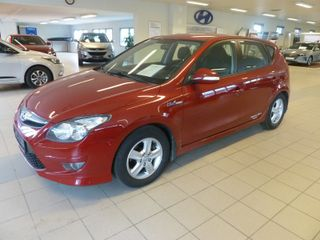 Hyundai i30 1,6 Crd 5-Dørs  2011, 105000 km, kr 92000,-