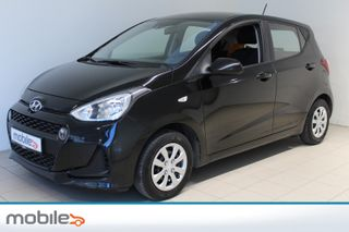 Hyundai i10 1,0 ECO Navigasjon, Fri-km garanti  2017, 48500 km, kr 149000,-