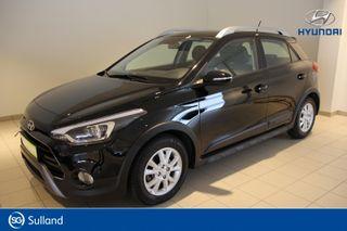 Hyundai i20 1,0 T-GDI  2017, 17992 km, kr 189900,-