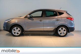 Hyundai ix35 1,7 CRDi Comfort 2WD KOMPLETT SERVICE, NAVI, BLÅTANN+++  2011, 125976 km, kr 105000,-