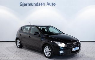Hyundai i30 1.6 USB/AUX, AC, SJEKK KM OG PRIS!  2010, 114000 km, kr 73000,-