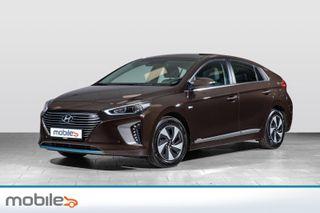 Hyundai Ioniq Teknikk 2017 Hyundai IONIQ Hybrid Teknikk  2017, 22000 km, kr 259900,-