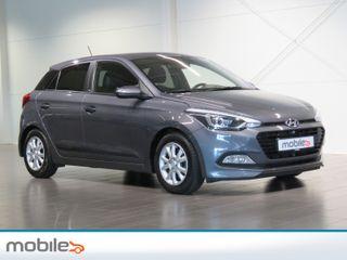 Hyundai i20 1,0 T-GDI GO!  2017, 45779 km, kr 169000,-