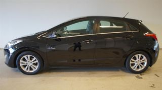Hyundai i30 1.6 crdi Comfort, 1 Eier, komplett servicehefte  2013, 72600 km, kr 129000,-
