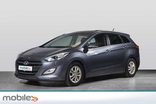 Hyundai i30 1,6 CRDi 110hk Plusspakke aut Fin bil bil m/automatgir  2017, 54500 km, kr 179900,-