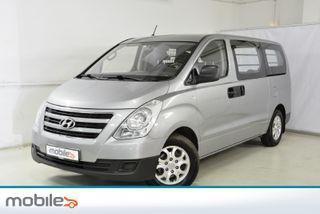 Hyundai H-1 2,5 CRDi 136hk Window tilhengerfeste / garanti til 2020  2013, 89550 km, kr 129000,-