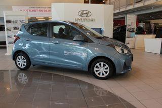 Hyundai i10 1.0 manuell ECO  2017, 13000 km, kr 129000,-