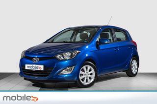 Hyundai i20 1,2 Comfort  2013, 76500 km, kr 99900,-