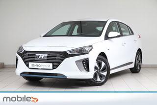 Hyundai Ioniq 1,6 141Hk Teknikkpakke m/Skinn -Som Ny! -Må Sees!!  2017, 4475 km, kr 314900,-