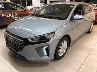 Hyundai Ioniq 1.6 TEKNIKKPAKKE M/SKINN  2017, 23500 km, kr 275161,-