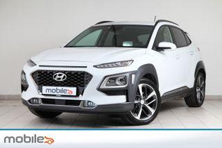 Hyundai Kona 1,0 T-GDI 120Hk Teknikk og Skinnpakke -Som Ny! -Må Sees  2018, 11760 km, kr 288800,-