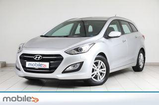 Hyundai i30 1,6 CRDi 110hk Comfort Stv Automatgir -1.Eier!-Må Sees!  2017, 49284 km, kr 178900,-