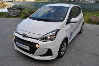 Hyundai i10 1.0  COMFORT  2017, 11000 km, kr 159000,-