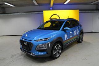 Hyundai Kona 1.0 Turbo 120 Premium bil endelig til salgs i Namdalen  2018, 7899 km, kr 299000,-