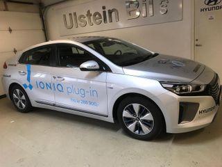 Hyundai Ioniq 1.6 PLUG-IN *Teknikk*Skinn*AUT*NAVI*LED*DEMO*  2017, 6700 km, kr 299000,-