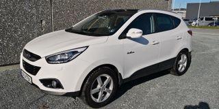 Hyundai ix35 1.6 GDI Panorama  2014, 51500 km, kr 189000,-