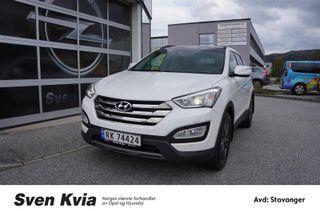 Hyundai Santa Fe 2.0 Panorama|4x4|  2014, 132729 km, kr 298000,-