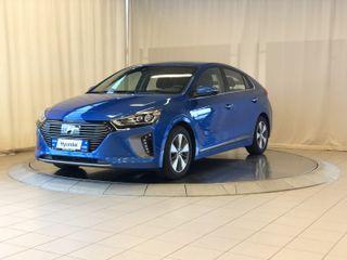 Hyundai Ioniq Teknikk Navi/Ryggekamera++  2017, 22000 km, kr 269000,-