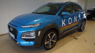 Hyundai Kona 4WD AUT 177HK KAMPANJE  2018, 10500 km, kr 419000,-