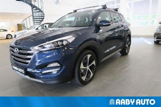 Hyundai Tucson 1.7CRDi 2WD DCT  Teknikkpakke/Panorama  2018, 2165 km, kr 369000,-