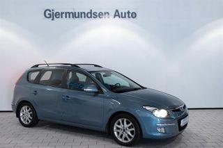 Hyundai i30 1.6 I 30, EU til 2020, Cruise, Usb, Aux, Psensorer +++  2010, 119000 km, kr 89000,-