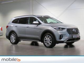 Hyundai Grand Santa Fe 2,2 CRDi 197hk 4WD Premium aut.  2017, 17893 km, kr 439000,-