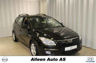 Hyundai i30 1.6 Automat, Dab D CLASSIC +/ COMFORT EUgodkjent 2021,  2008, 125000 km, kr 82775,-