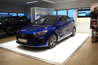 Hyundai Ioniq EL Teknikkpakke m/skinn og vinterhjul / Norsk bil  2019, 5000 km, kr 311400,-