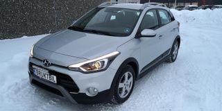 Hyundai i20 1.0  T-GDI  2016, 39200 km, kr 184000,-