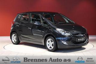 Hyundai ix20 1.4  COMFORT Multi ratt/Blåtann/Auto.klima/El Vindu/El  2011, 63400 km, kr 89900,-