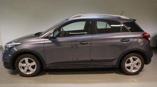 Hyundai i20 1.0 turbo Active, HØYERE BAKKEKLARING, navi, ryggek, cr  2016, 30000 km, kr 169000,-