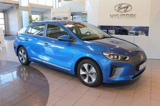 Hyundai Ioniq Elektrisk Teknikkpakke skinnseter  2018, 6000 km, kr 310000,-