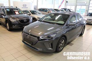 Hyundai Ioniq 1.6 SE KM! Teknikk, Skinn, Adaptiv cruise ++  2017, 7200 km, kr 265253,-