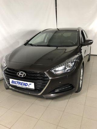Hyundai i40 1.7  CRDI PLUSSPAKKE  2016, 74230 km, kr 255253,-