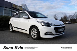 Hyundai i20 LEASING FRA 1699,- pr mnd Ryggekam/DAB+/Navigasjon ++  2018, 1500 km