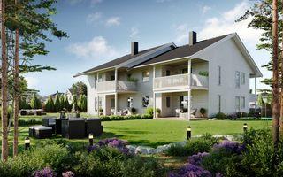 Prosjekterte leiligheter i 4-mannsbolig. Beliggende i attraktive omgivelser på Nedenes