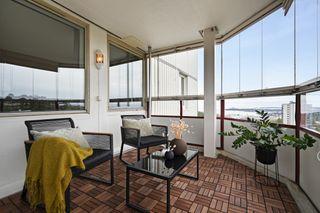 Delikat oppusset 3-roms leilighet med gode utsikts- og solforhold! Nytt kjøkken og bad (2017), innglasset balkong, heis
