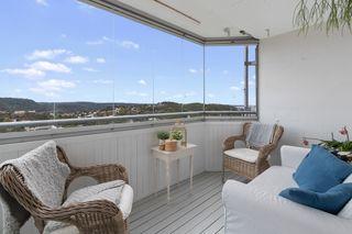 Lys og moderne 2-roms leilighet - Stor balkong - Fantastisk utsikt - 2 boder