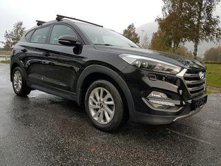 Hyundai Tucson 2,0 CRDI  Aut  4WD  2016, 119400 km, kr 299000,-
