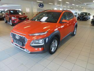 Hyundai Kona 1,0T Teknikkpakke  2018, 15000 km, kr 259000,-