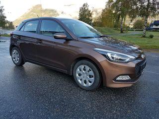 Hyundai i20 1,2  Comfort  2015, 59164 km, kr 119000,-
