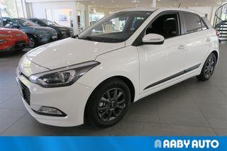 Hyundai i20 1.0 Turbo-GDi Jubileum Navi/R Kamera/Varme i ratt  2018, 44922 km, kr 132000,-